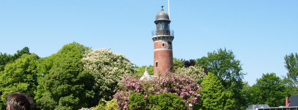 Leuchtturm Kiel-Holtenau, © kiel-magazin.de