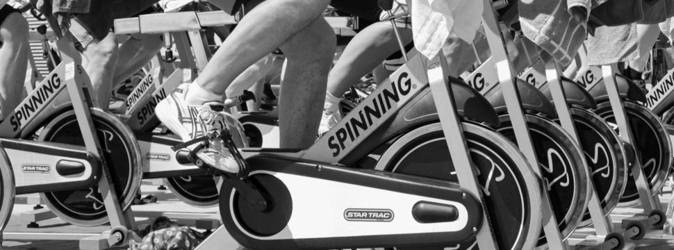 Spinning, © Susanne Richter / pixelio.de