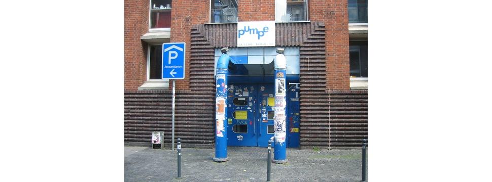 Pumpstation - Pumpe