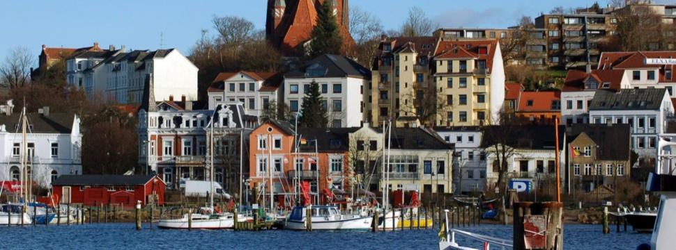 Flensburg, © CY / pixelio.de
