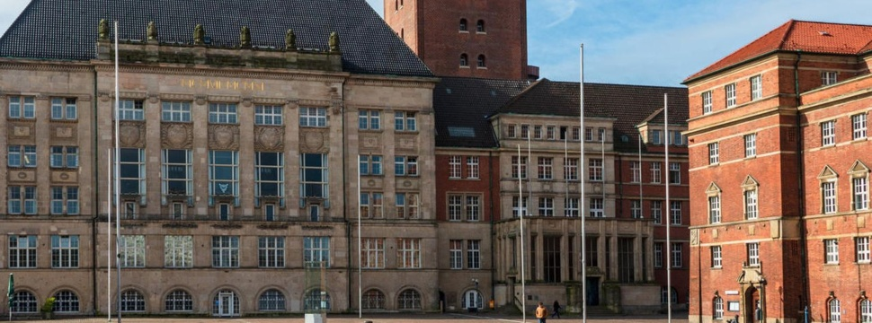 Rathaus, Pressefoto