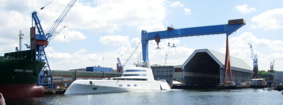 Howaldtswerke-Deutsche Werft AG (HDW), © kiel-magazin.de