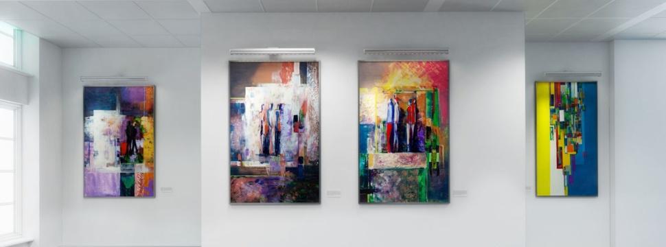 Galerie, © iStock.com/Marc Osborne