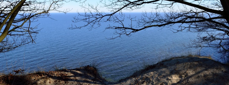 Blick von der Steilküste auf die Ostsee, © Bernd Peters / pixelio.de