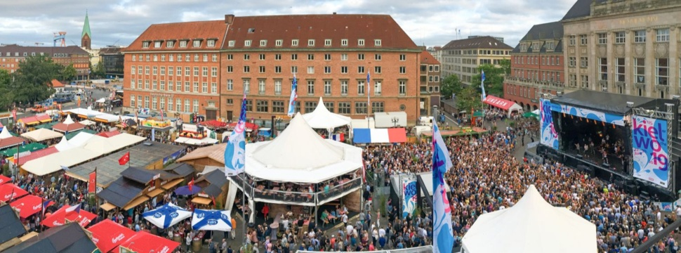 Konzert auf der Rathausbühne, © Marten Robert Witzel