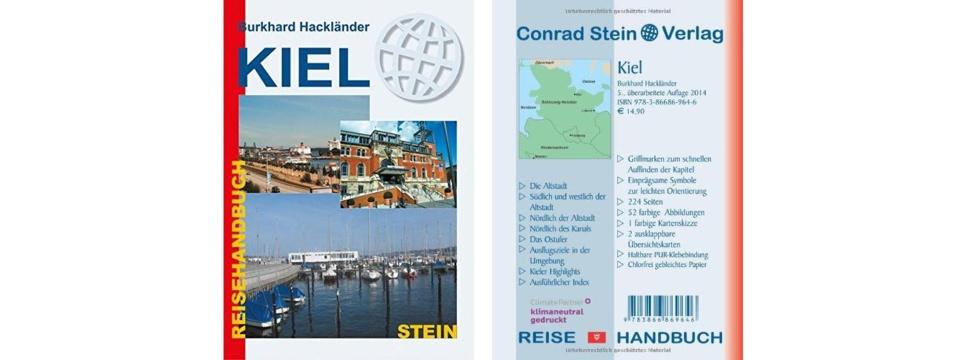 "Buchtipp: Reisehandbuch ""Kiel"""