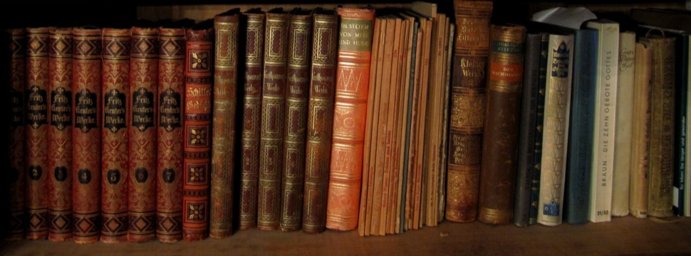 Antike Bücher, © Grey59 / pixelio.de
