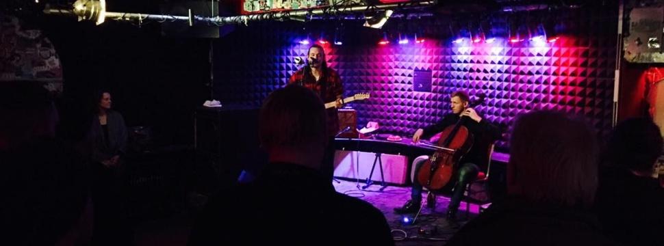 ZEKI MIN & Gunnar live, © Schaubude