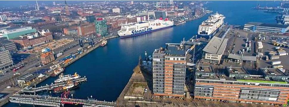 Stadtinfo Kiel, © Stephen Gergs