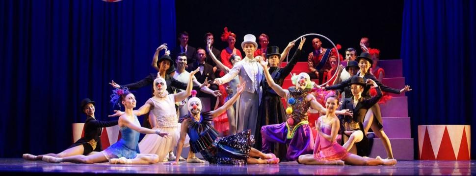 Ensemble des Kieler Balletts, © Pressefoto