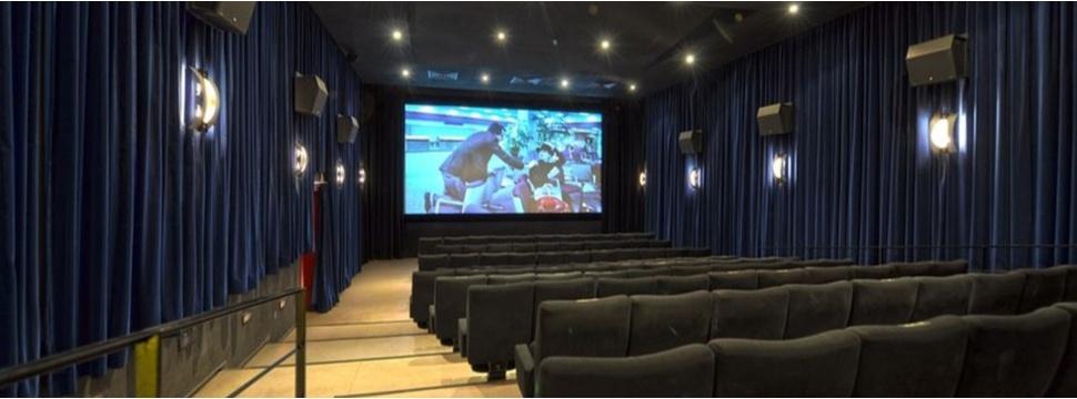 Kino in der Pumpe, © Pumpe