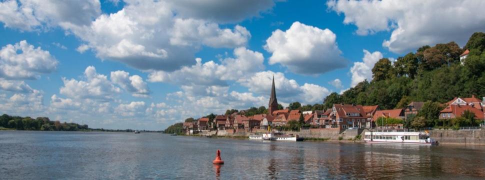 Lauenburg, © Bernd Kasper / pixelio.de