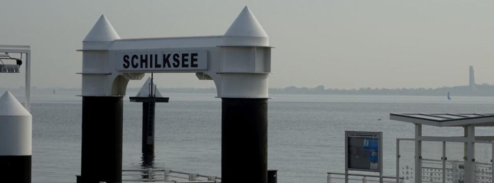 Schiffsanlagestelle Schilksee, © Kurt Klement / pixelio.de