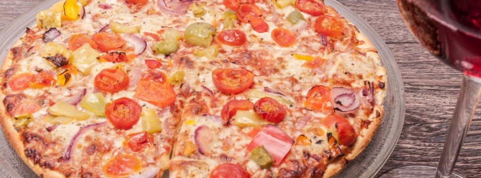 Pizza, © Timo Klostermeier/pixelio.de