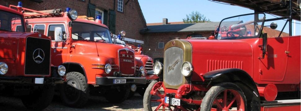© Feuerwehrmuseum Schleswig-Holstein